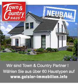 Geisler-Immobilien Berlin / Schulzendorf - Town & Country Haus Partner